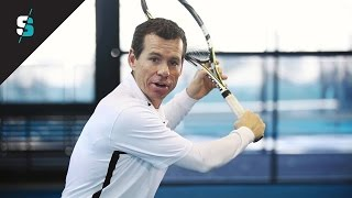 How To Play: Slice Backhand