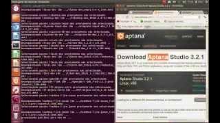 Como instalar o Aptana (Dreamweaver para Ubuntu 12.04)