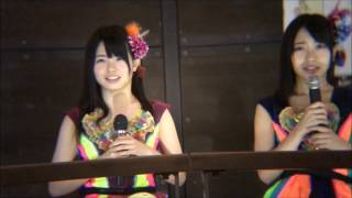 2017年6月6日 とんぼりリバーウォーク 仮面女子アリス十番4部後半.