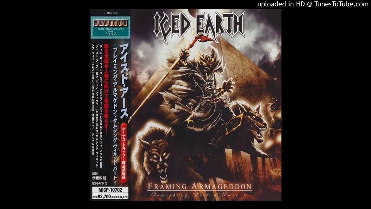 Iced Earth - Framing Armageddon - YouTube