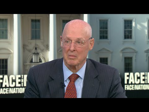 "Henry Paulson, ex-Treasury chief, warns ""no one wins a trade war"""