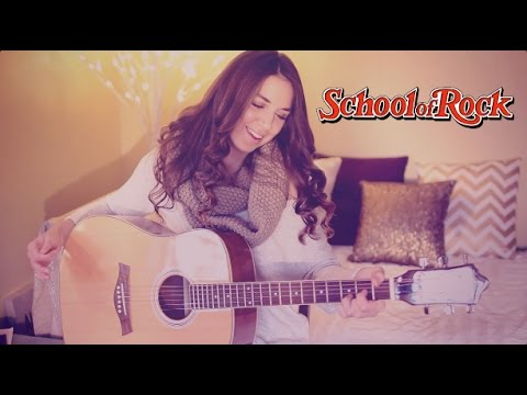 Teacher's Pet - School of Rock Guitar Lesson // Easy Chords