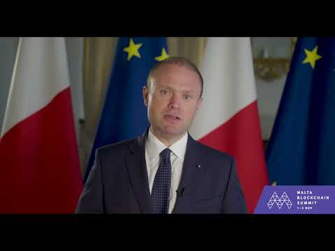 Official Invite from Prime Minister Joseph Muscat