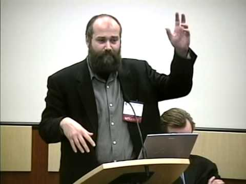 Conference on the Public Domain | From Anarchist Software to Peer2Peer Culture