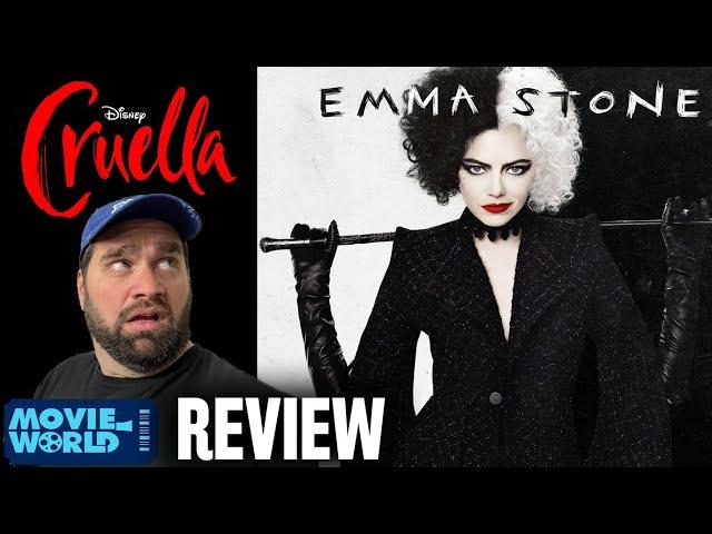 Cruella (2021) - Review - Can Emma Stone Save The Disney Remake?