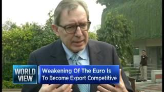 HANS-PAUL BURKNER (BCG) on the Global Economy today