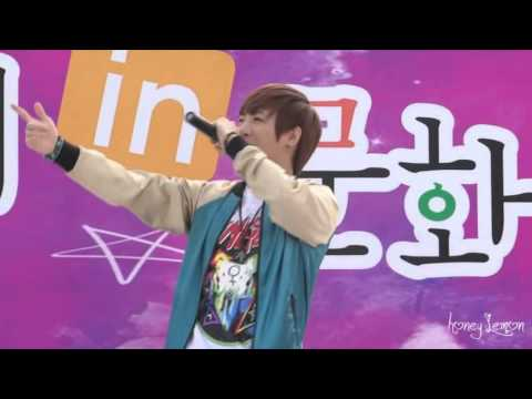[FANCAM] 120915 Electroboyz - Maboy2 (Chakun Focus) @ Incheon Culture Festival