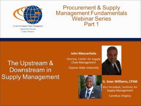 Podcast: PSM Fundamentals Part 1 - Upstream/Downstream