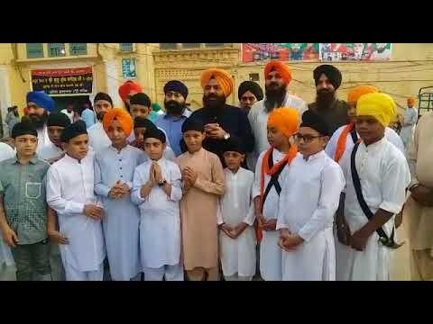 Pakistani Sikh Community Celebrate Defence Day 6 September At Shri Nankana Sahib Proud To Be A Pakis