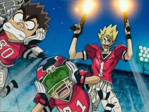Eyeshield 21  Ending 1  Version longue