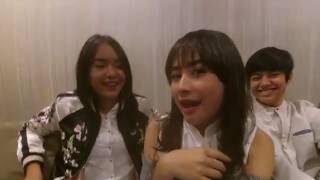 Prilly's Vlog #5 - Presscon SCTV 26 bareng Amanda dan Angga