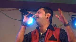 Nafrat Ki Duniya Ko Chhodke l Lovely Singing By Rudra l On Our Yubak Sangha'S 2K16 Saraswati Puja