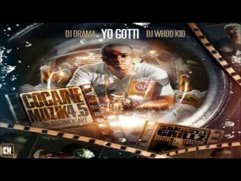 Yo Gotti - Cocaine Muzik 4.5 (Da Documentary) [FULL MIXTAPE + DOWNLOAD LINK] [2010]
