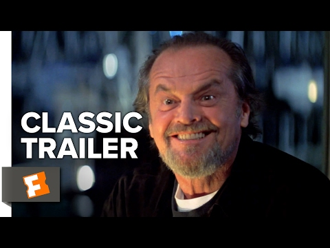 Anger Management (2003) Official Trailer 1 - Jack Nicholson Movie