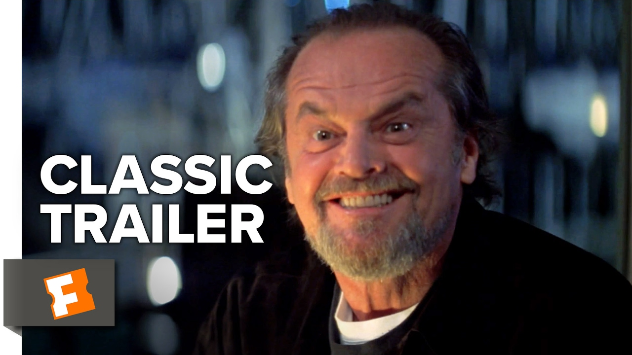 Anger Management 2003 Official Trailer 1 Jack Nicholson Movie Youtube