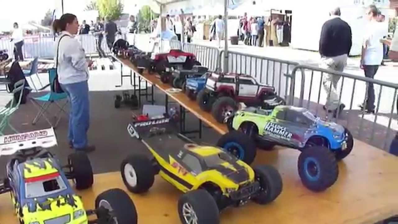 gien loiret 3 me salon du mod lisme 2015 youtube