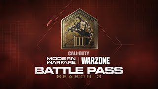 Call of Duty®: Modern Warfare® - Battle Pass Season 3 Official Trailer