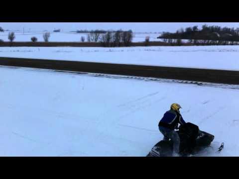 Snomobiling SD 2010-11 iMovie
