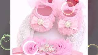 Baby girl shoes /LATEST design 2018