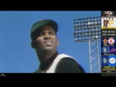 MLB Now looks at the legacy of Roberto Clemente