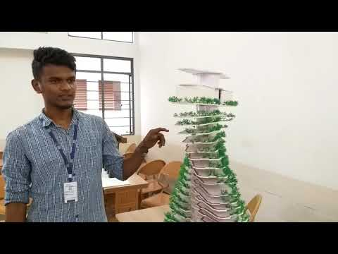 Model Demonstration - Civil Engineering, BIT