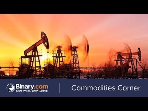 The Commodities Corner - 19 August 2016