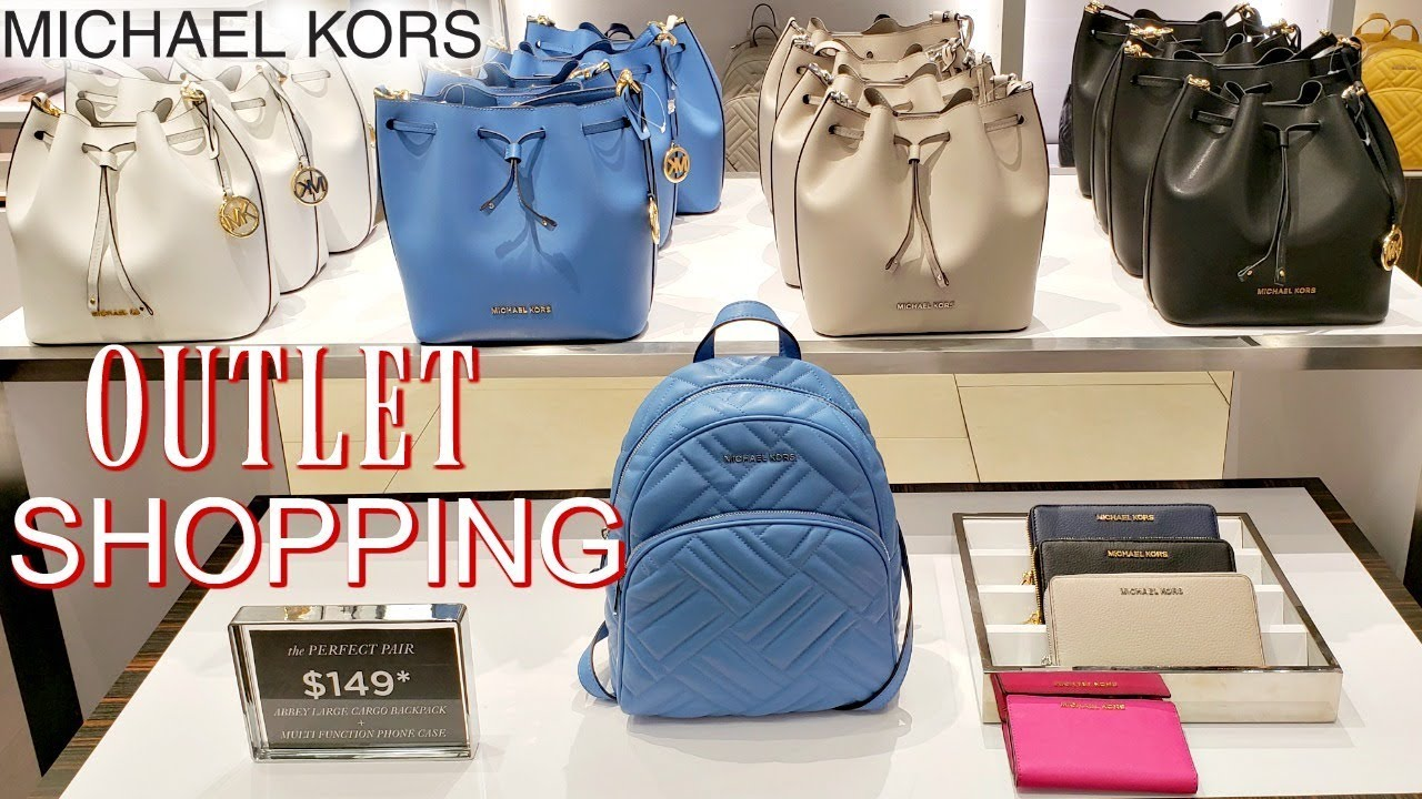 NEW * Michael Kors OUTLET SALE * UP TO 80% OFF * PURSE SHOPPING COME WITH ME 2019