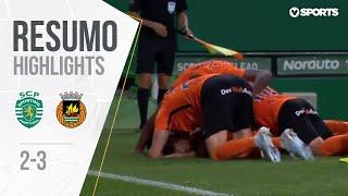 Highlights   Resumo: Sporting 2-3 Rio Ave (Liga 19/20 #4)