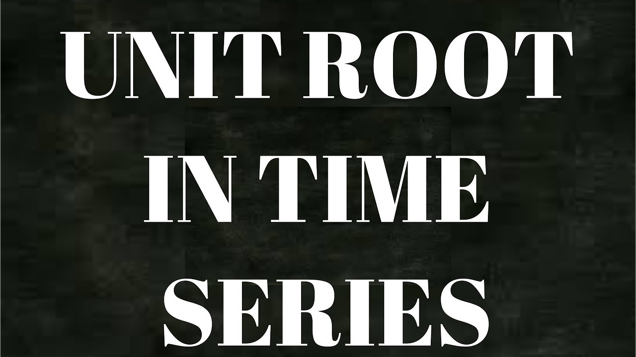 Unit Root, Stochastic Trend, Random Walk, Dicky-Fuller test in Time Series