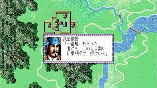 1553年1月からの続きです。 初陣が斎藤道三の援軍になりました。