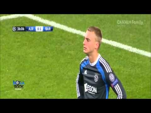Jasper Cillessen - Our True Warrior
