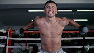 Gennadiy GGG Golovkin, STRENGTH & CONDITION