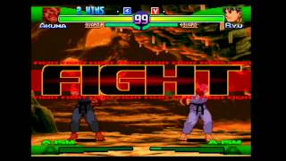 The Weekly Beating #2 - Street Fighter Alpha 3