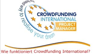 CFI - Wie funktioniert Crowdfunding International? - Crowdfunding International