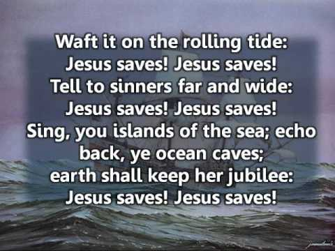 We have heard a Joyful Sound