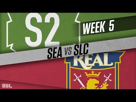Seattle Sounders FC 2 vs Real Monarchs SLC: April 11, 2018