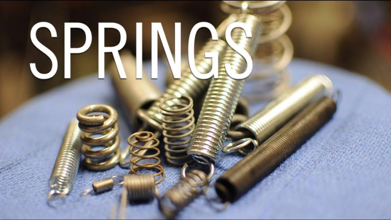 Spring clip watch video online 25
