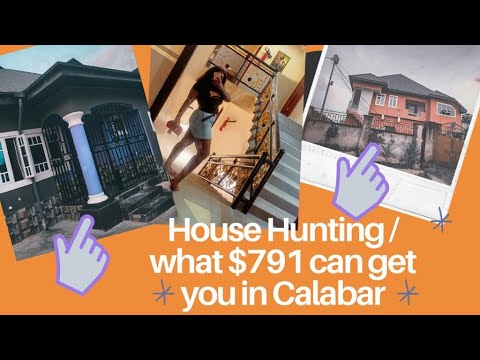 WHICH HOUSE DO I GET?? $791 HOUSES IN CALABAR.