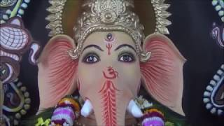 Ganesh Puja festival in 2017, Purba Bardhaman, West Bengal, In…