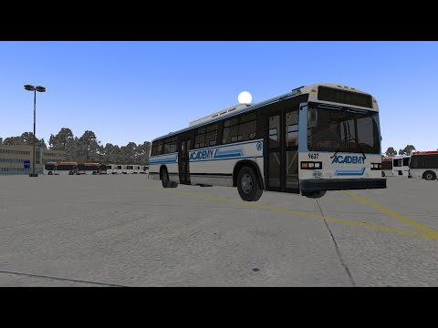 OMSI 2: Grundelphia Run [Route 35: Temple Hospital - Grundorf Transportation Center] (Academy v2)
