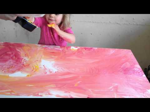 My little artist- Perth Art Classes