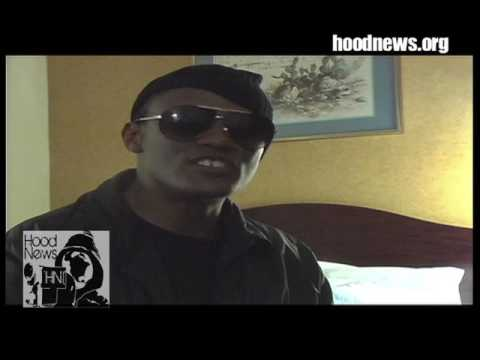 Rapper Canibus on being BlackBalled