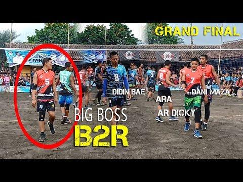 "Sang ""BIG BOSS"" Turun Tangan Di Final..! Sang Tulodho VS B2R Garut - Grand Final Mayasari Cup"
