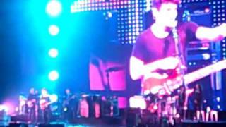 John Mayer Van Andel Arena banter band intros, fans,wild dreams
