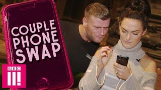 Disgusting Search History And Secret Cross-Dressing Photos | Couples Phone Swap