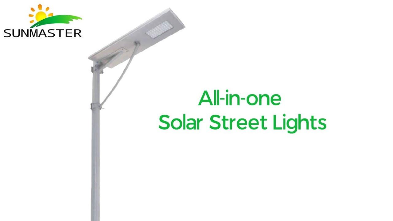 How solar street lights work 63