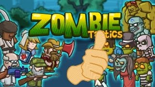 Free Game Tip - Zombie Tactics
