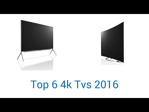 6 Best 4k Televisions 2016