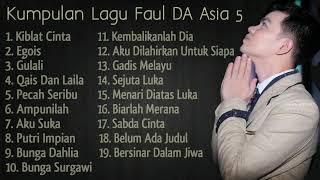 Gambar cover Kumpulan Lagu Faul DA Asia 5 Full Album