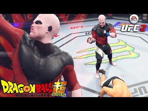 Thumbnail: Jiren Enters The UFC Tournament - Dragon Ball Meets UFC - EA Sports UFC 2 Online Gameplay